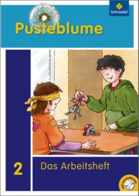 Pusteblume, Das Sachbuch, Ausgabe 2012: 2. Schuljahr, Das Arbeitsheft, m. CD-ROM
