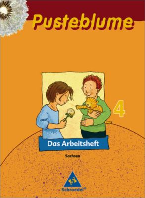 Pusteblume, Das Sprachbuch, Ausgabe 2007 Sachsen: 4. Schuljahr, Das Arbeitsheft