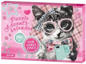 Puzzle-Adventskalender For Girls