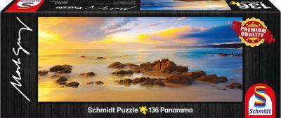 Puzzle - Mark Gray, Friendly Beaches - Tasmania, Australia, 136tlg, Mark Gray
