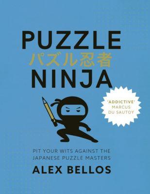 Puzzle Ninja, Alex Bellos