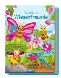 Puzzlebuch Wiesenfreunde