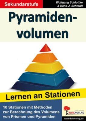 Pyramidenvolumen, Hans-J. Schmidt, Wolfgang Schlottke
