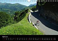 Pyrenäenpässe mit dem Rennrad 2018 (Wandkalender 2018 DIN A4 quer) - Produktdetailbild 4