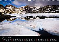Pyrenean Mirrors (Wall Calendar 2019 DIN A3 Landscape) - Produktdetailbild 1