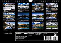 Pyrenean Mirrors (Wall Calendar 2019 DIN A4 Landscape) - Produktdetailbild 13