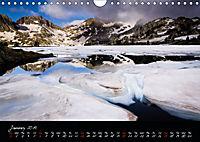 Pyrenean Mirrors (Wall Calendar 2019 DIN A4 Landscape) - Produktdetailbild 1