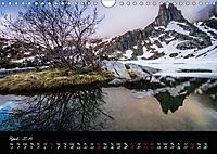 Pyrenean Mirrors (Wall Calendar 2019 DIN A4 Landscape) - Produktdetailbild 4