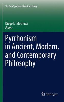 essays in ancient and modern philosophy The first collection of essays entirely devoted to a detailed study of pyrrhonian skepticism in ancient, modern, and contemporary philosophy combines.