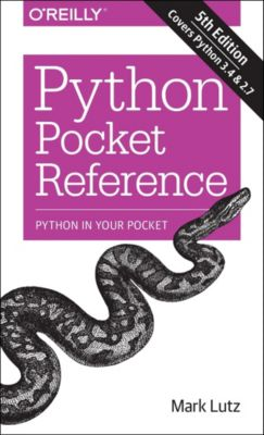 Python Pocket Reference, Mark Lutz