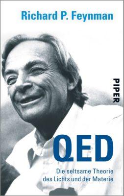 QED, Richard P. Feynman