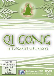 Qi Gong Teil 10-18 Elegante Übungen, Rainer Galota
