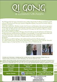 Qi Gong Teil 10-18 Elegante Übungen - Produktdetailbild 1
