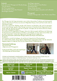 Qi Gong Teil 8-Acht Elastische Übungen - Produktdetailbild 1