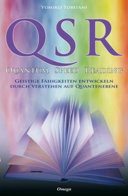QSR - Quantum Speed Reading, Yumiko Tobitani