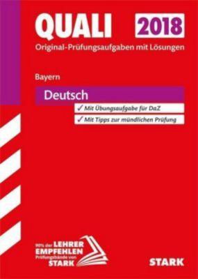 Quali 2018 - Mittelschule Bayern - Deutsch