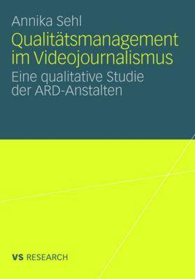Qualitätsmanagement im Videojournalismus, Annika Sehl