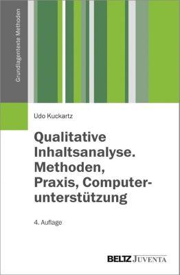 Qualitative Inhaltsanalyse, Udo Kuckartz