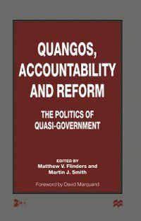 Quangos, Accountability and Reform
