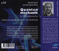 Quantenmechanik für die Westentasche, 3 Audio-CDs - Produktdetailbild 1