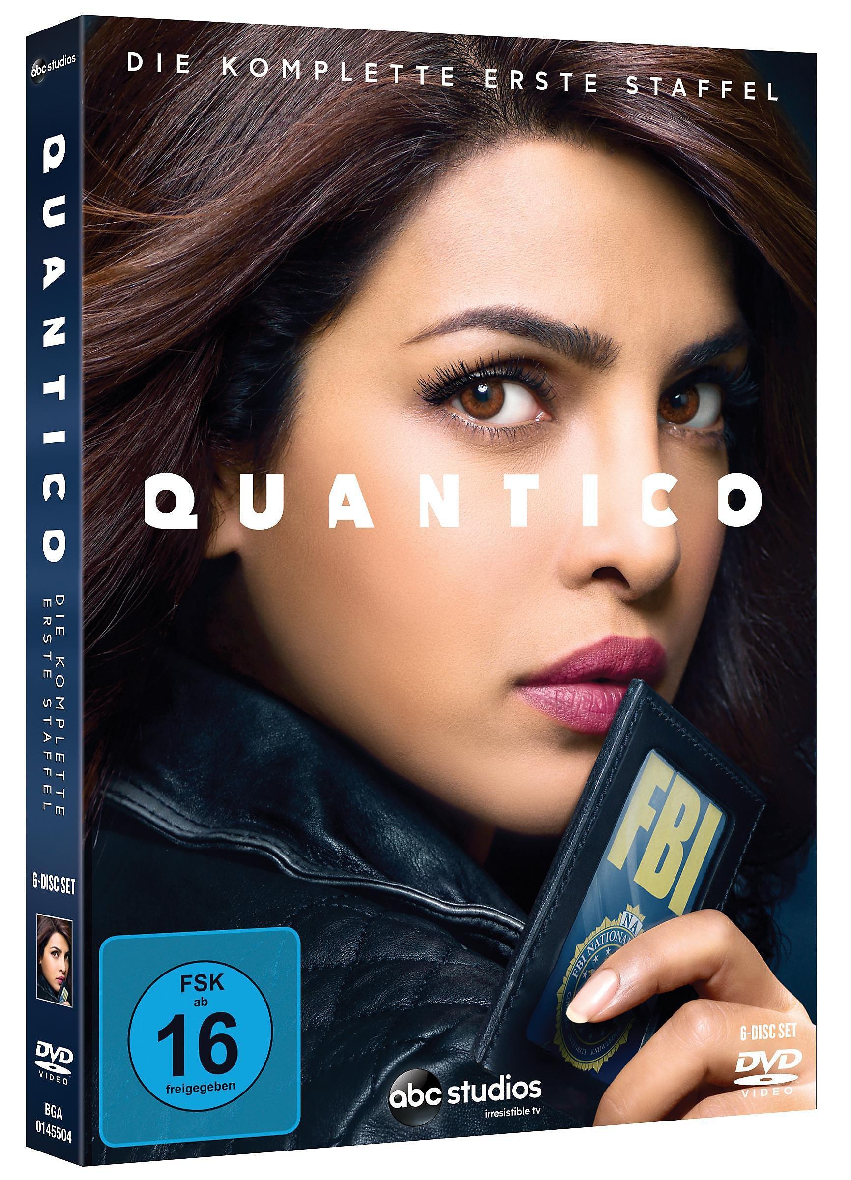 Quantico Staffel 1
