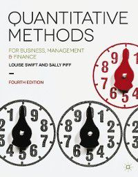 Quantitative Methods, Louise Swift, Sally Piff