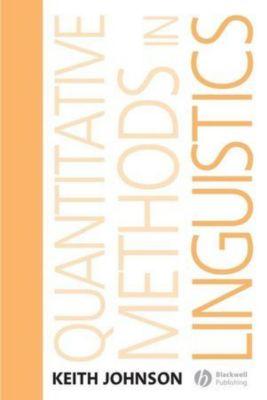 Quantitative Methods In Linguistics, Keith Johnson