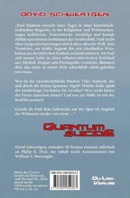 Quantum Suicide - David Schwertgen  
