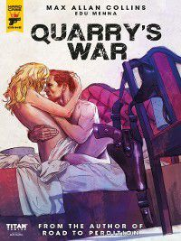 Quarry's War: Quarry's War, Issue 4, Max Allan Collins
