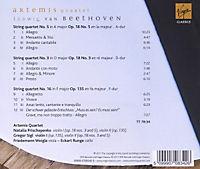 Quartette Opp.18/3,18/5,135 - Produktdetailbild 1