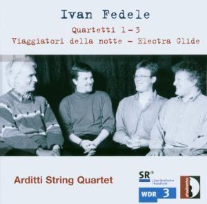 Quartetti 1 - 3 / Viaggiatori Della Notte, Arditti Quartet
