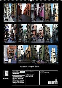 Quartieri Spagnoli Kalender 2019 (Wandkalender 2019 DIN A2 hoch) - Produktdetailbild 1