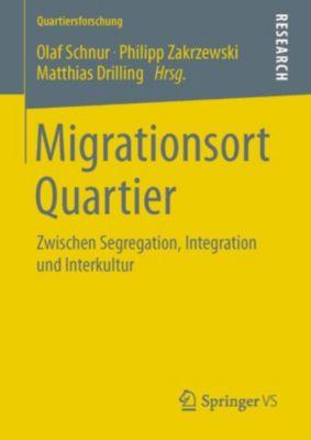 Quartiersforschung: Migrationsort Quartier