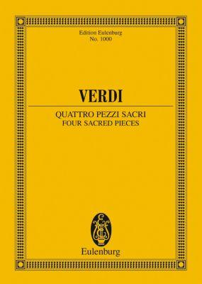 Quattro Pezzi Sacri, Giuseppe Verdi