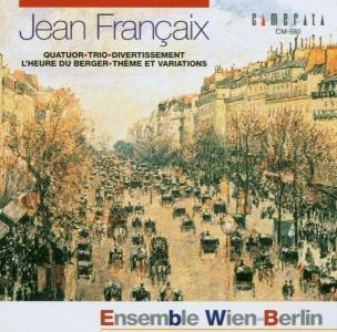 Quatuor & Divertissement, Bognar, Ensemble Wien-berlin