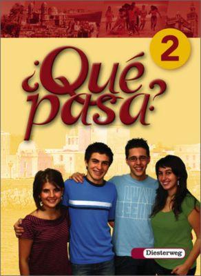 Qué pasa?: Bd.2 Klasse 7 oder 8, Schülerband