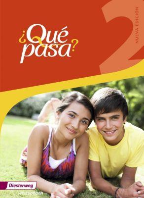 Qué pasa? Nueva edición (Ausgabe 2016): Bd.2 Schülerband
