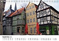 Quedlinburg im Harz (Tischkalender 2019 DIN A5 quer) - Produktdetailbild 9