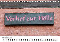 Quedlinburg im Harz (Tischkalender 2019 DIN A5 quer) - Produktdetailbild 11