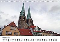 Quedlinburg im Harz (Tischkalender 2019 DIN A5 quer) - Produktdetailbild 10