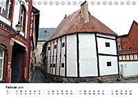Quedlinburg im Harz (Tischkalender 2019 DIN A5 quer) - Produktdetailbild 2