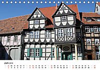 Quedlinburg im Harz (Tischkalender 2019 DIN A5 quer) - Produktdetailbild 6