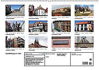 Quedlinburg im Harz (Wandkalender 2019 DIN A2 quer) - Produktdetailbild 13