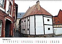 Quedlinburg im Harz (Wandkalender 2019 DIN A2 quer) - Produktdetailbild 2