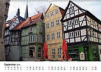 Quedlinburg im Harz (Wandkalender 2019 DIN A2 quer) - Produktdetailbild 9