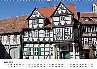 Quedlinburg im Harz (Wandkalender 2019 DIN A2 quer) - Produktdetailbild 6