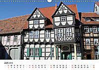 Quedlinburg im Harz (Wandkalender 2019 DIN A3 quer) - Produktdetailbild 6