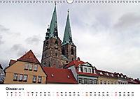 Quedlinburg im Harz (Wandkalender 2019 DIN A3 quer) - Produktdetailbild 10