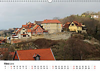 Quedlinburg im Harz (Wandkalender 2019 DIN A3 quer) - Produktdetailbild 3