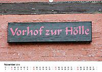 Quedlinburg im Harz (Wandkalender 2019 DIN A3 quer) - Produktdetailbild 11